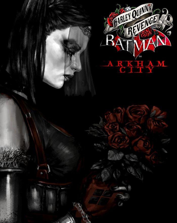 Harley Quinn's Revenge Batman Arkham City