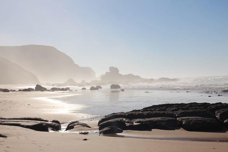 Praia Do Castelejo Vila Do Bispo.