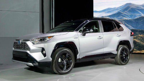 2019 Toyota Rav4 Limited Toyota Rav4 Hybrid Rav4 Hybrid Toyota Rav4 2019
