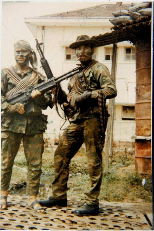 U.S. Navy SEALs ~ Vietnam War