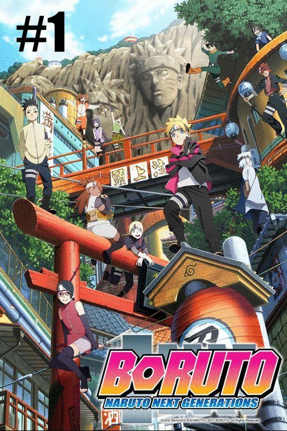 Boruto Naruto Next Generations Episode 01 Subtitle