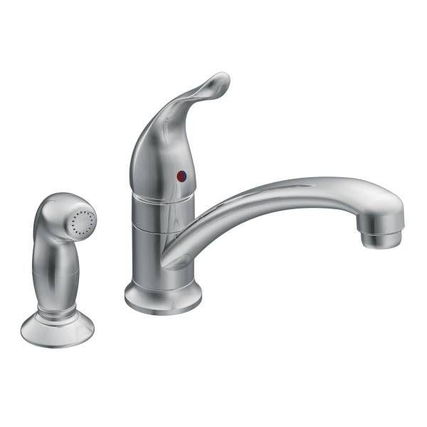 Kitchen Faucet Repair Chateau Series Single Handle Moen Diagram