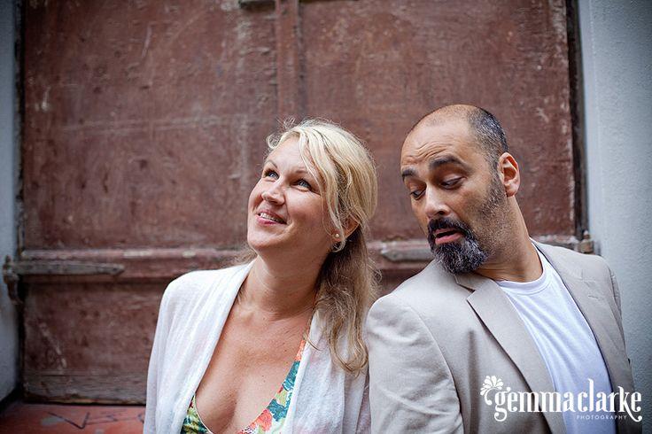 Jay and Jouna's Epic Portrait Session in Tallinn, Estonia