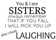 quotes about sisters - Google Search