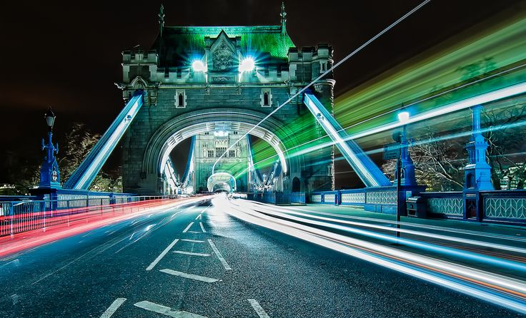 London Tower Bridge 2011 in HDR by Michael Nguyen on 500px