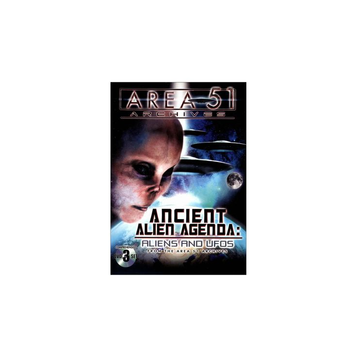Ancient alien agenda:Aliens and ufos (Dvd)