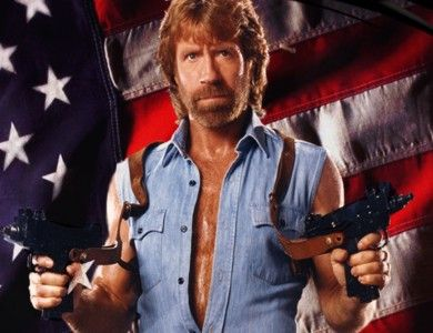Chuck Norris was born with a beard. When doctors tried to shave it, he roundhouse kicked them in the face with his precociously strong baby legs, knocking them all unconscious
