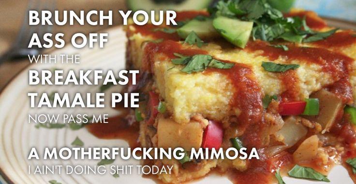 Breakfast Tamale - Thug Kitchen