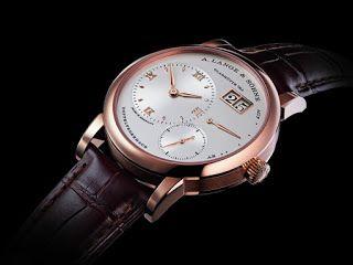 montre luxe collection: montre A.Lange sohne Lange 1 automatique homme