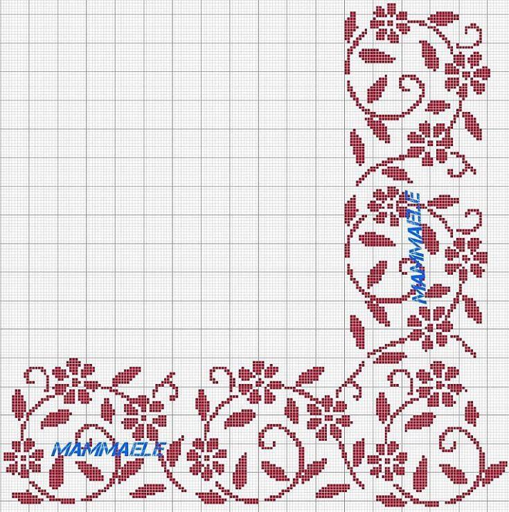 Gallery.ru / Фото #167 - Napkins, Carpets, Pillows 3 - Summerville
