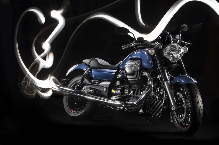 Foto Studio Pointer - Moto Guzzi