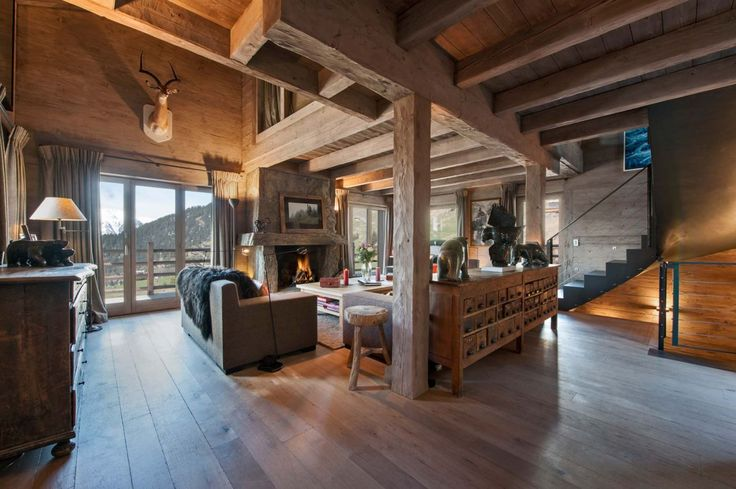 Switzerland, Verbier It Is Equipped With A State-Of-The-Art Cinema, Massage Room, Outdoor Jacuzzi, Sauna, And A Hammam!