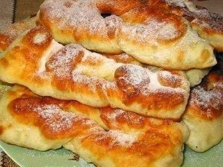 шеф-повар Одноклассники: Таратушки на кефире