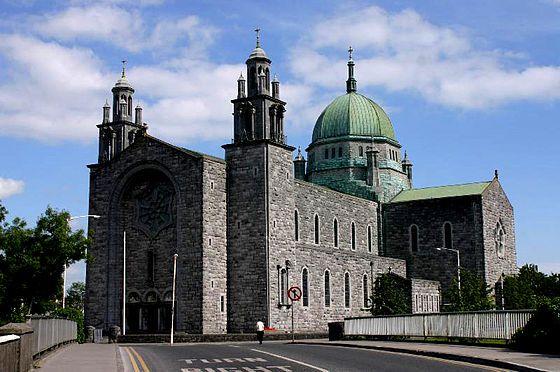 La cathédrale de Notre-Dame de l'Assomption et de Saint-Nicolas est une cathédrale catholique située dans la ville de Galway en Irlande