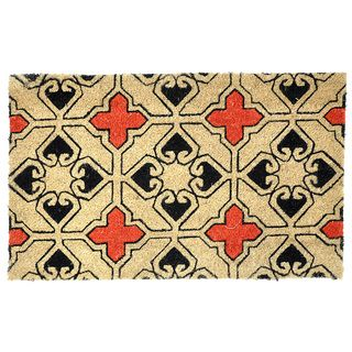 Crox Coir Doormat | Overstock.com Shopping   Big Discounts On Kosas  Collections Door Mats