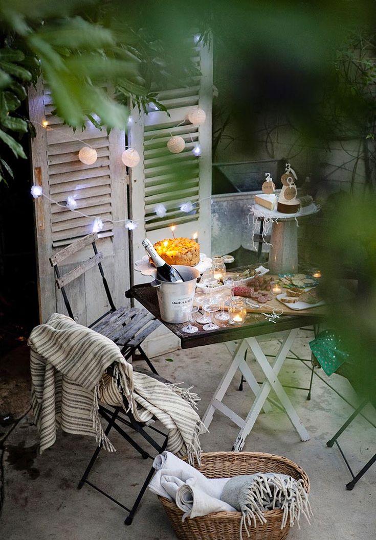 Inredningstips som gör balkongen mysigare | ELLE Decoration