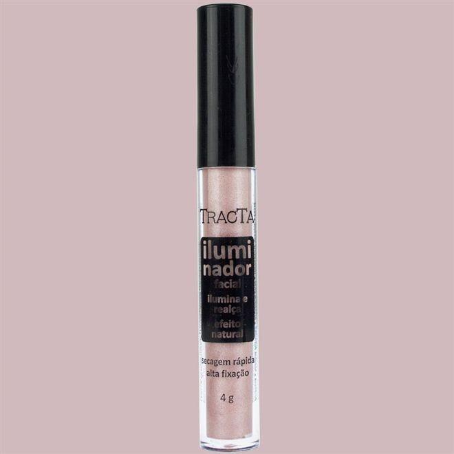 Iluminador Liquido Facial Cremoso Tracta Bronze e Rosa - Maquiagem & Cia - MAQUIAGEM & CIA