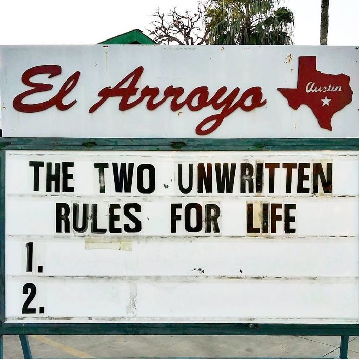 This Restaurant Is Winning The Funny Sign Game 45 New Pics Restaurant Signs Funny Witty One Liners Morning Humor
