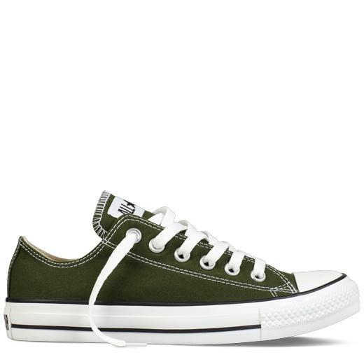 Green Converse - Chuck Taylor All Star