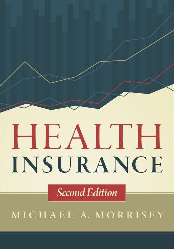 Rather than focus on the day-to-day operations of insurers, Health Insurance looks in from the outside and explains the role that private health insurance plays in the United States. Noted health economist Michael Morrisey presents a rigorous but intuitive examination of the issues raised by... more details available at https://insurance-books.bestselleroutlets.com/health/product-review-for-health-insurance-second-edition/