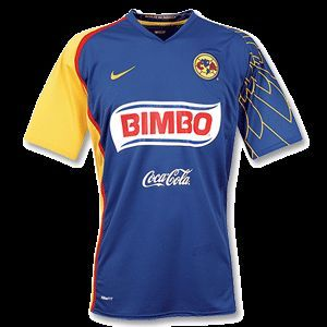 Playera club america 3