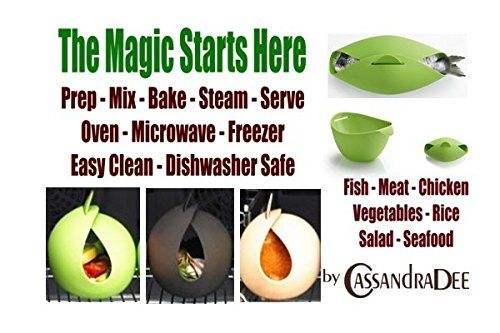 Magic Folding Bowl - Green - Silicone - Prep - Mix - Bake... https://www.amazon.ca/dp/B017UZGMMM/ref=cm_sw_r_pi_dp_KAtqxbC00YK5G