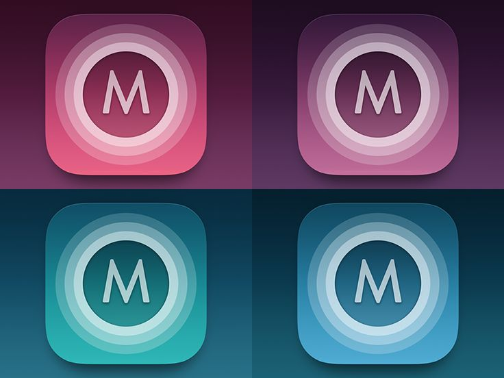 Icon for «M» app