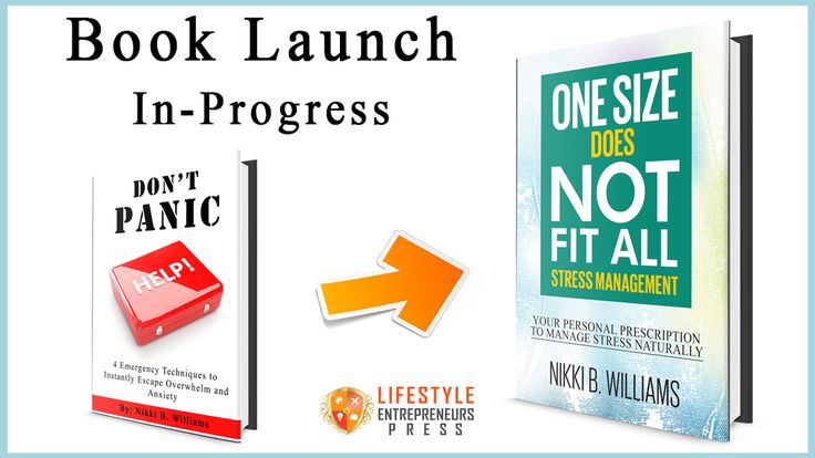 [Book Launch] One Size Does Not Fit All - Stress Management