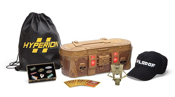 The ultimate Borderlands Loot Chest can be yours in real