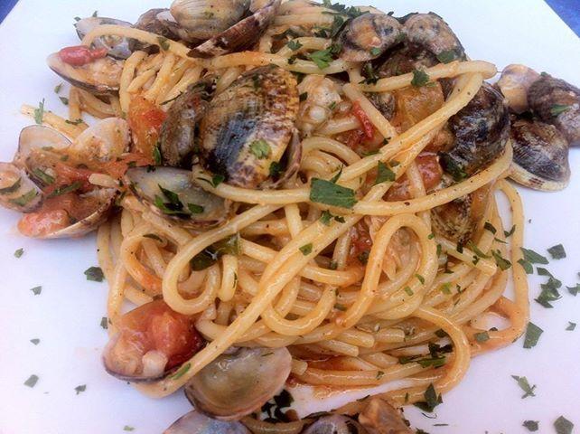 Spaghetti alle vongole Capo Vaticano Calabria https://www.facebook.com/PRONTOESTATE