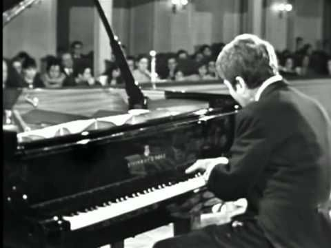 Aldo Ciccolini plays Chabrier Scherzo-Valse in D major (Pièces pittoresques) - YouTube