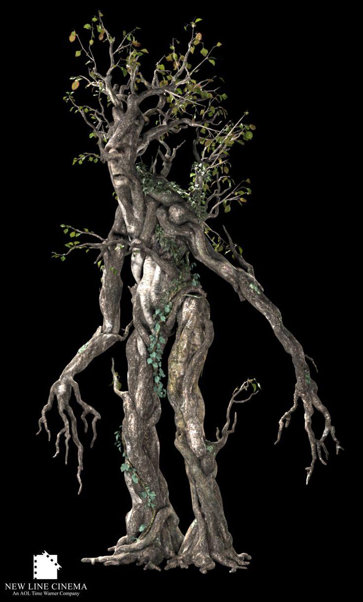 картинки деревьев из властелина колец принадлежат одним