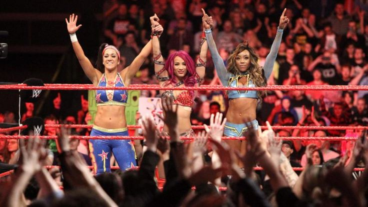 Sasha Banks, Bayley & Alicia Fox vs. WWE Women's Champion Charlotte, Dana Brooke & Nia Jax