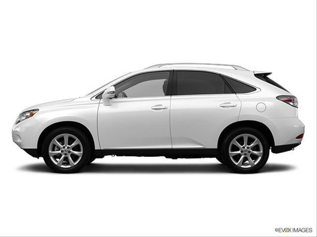 2012 Lexus RX Hybrid SUV - Starfire Pearl - $40,000+