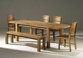 Resultado de imagen para bancas de madera para comedor
