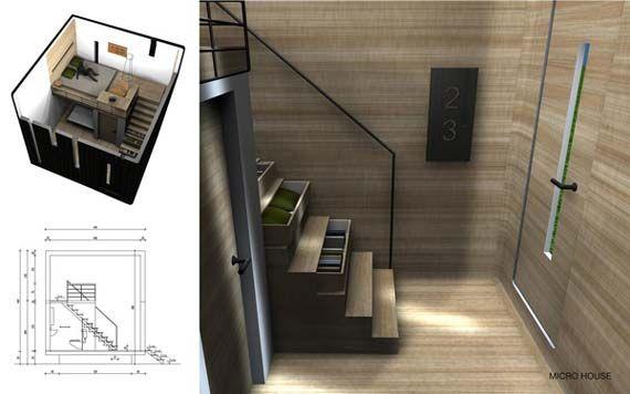 Emejing Tiny Home Design Ideas Contemporary   3D House Designs .