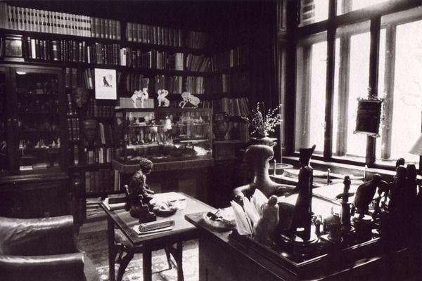 Freud's office - Berggasse 19