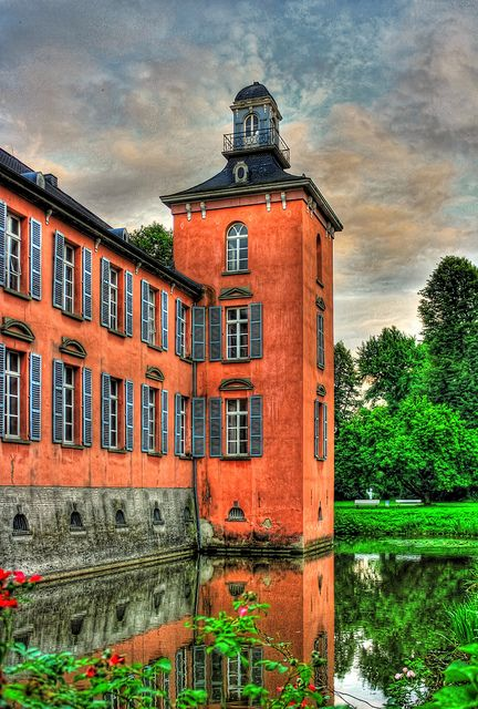 Schloss Kalkum - Dusseldorf, Germany