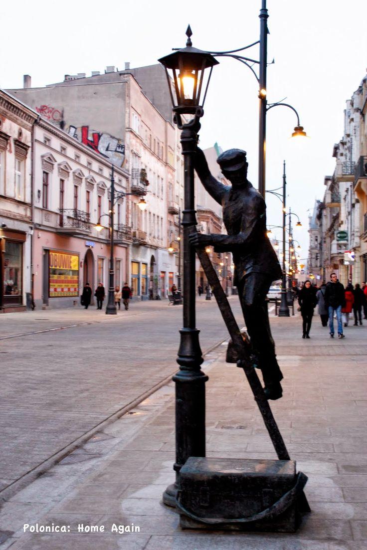Łódź, Polonica: Home Again