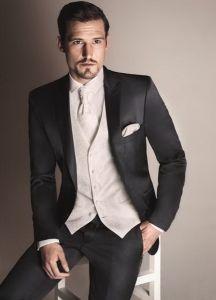 Wedding suit for groom