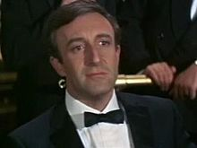 Casino Royale (1967 film) - Peter Sellers as Evelyn Tremble – A baccarat master recruited by Vesper Lynd to challenge Le Chiffre at Casino Royale.