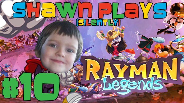 Shawn Silently Plays: Rayman Legends #10