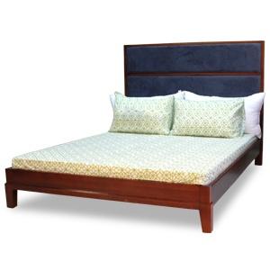 Astrud Queen Bed Mandaue Foam Philippines Furniture Store Polyurethane Foam Bed Mattress