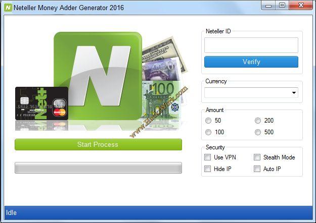 Online Shopping With Neteller