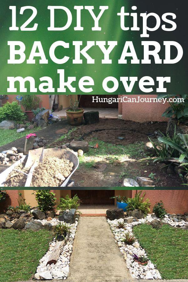 12 Amazing Backyard And Patio Ideas On A Budget Backyard Decor Diy Backyard Budget Patio