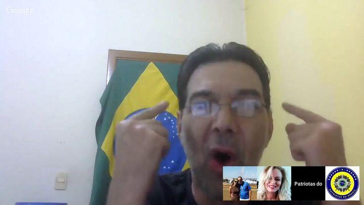 #Patriotas do Brasil - 472º - 24/11 as 21:00hs #INTERVENÇÃOMILITAR-1