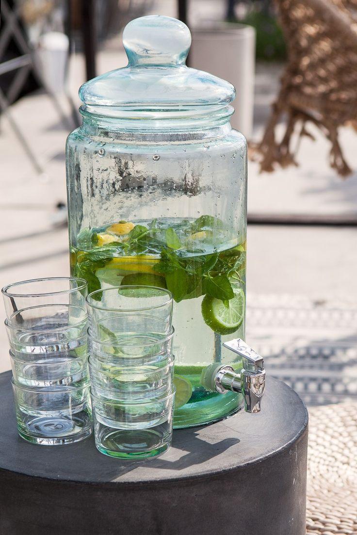 Water tank 6 L