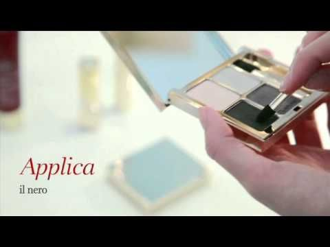 Maquillaje sombras minerales Clarins