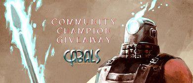 Community Champion Giveaway News | Cabals: Magic & Battle Cards