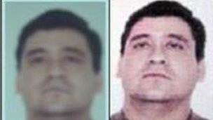 Colombian 'drug lord' Javier Calle Serna surrenders